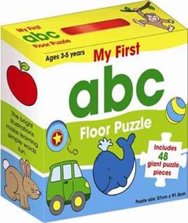 My First ABC Floor Puzzle -