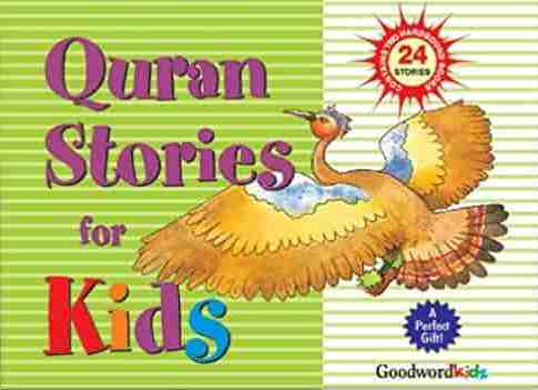 My Quran Stories for Kids Gift Box (Two Hard Bound Books)