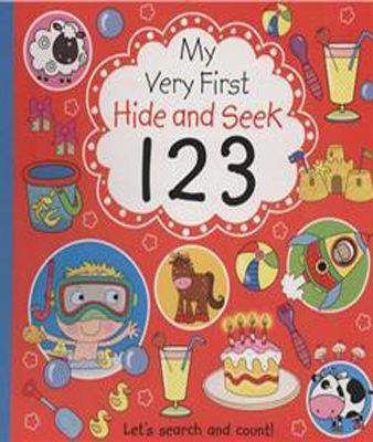My Very First Hide & Seek: 123 - PB
