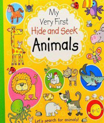 My Very First Hide & Seek: ABC