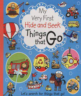My Very First Hide & Seek: Things That