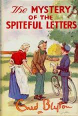 Enid Blyton The Mystery Of The Spiteful Letters