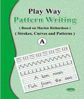 Playway Pattern Writing Capital Let