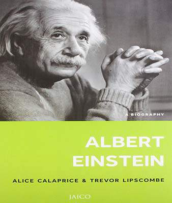 a biography of albert einstein