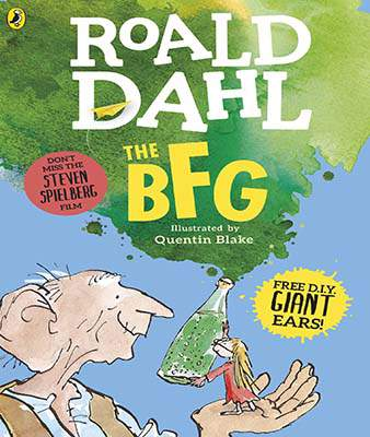 The BFG Dahl Fiction