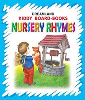Kiddy Board Book - Nursery Rhymes -