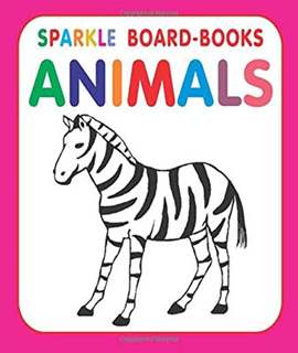 Animals (Sparkle Board-Books)