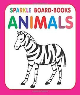 Animals (Sparkle Board-Books)