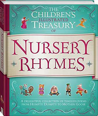 Illustrated Treasury of Nursery Rhymes