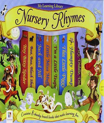 My Learning Library Nursery Rhymes     Box