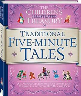 Illustrated Treasury of Traditional Five-Minute Tales