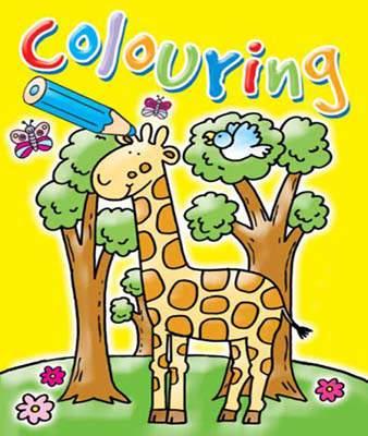 COLOURING FUN:YELLOW (Colouring Book)