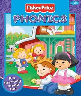 FISHER PRICE LITTLE LEARNERS PHONICS  -