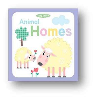 Tiny Touch- Animal Homes