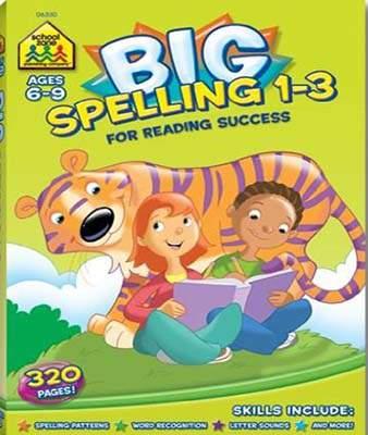 Big Spelling 13 workbook   -