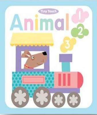 Tiny Touch Animal 123