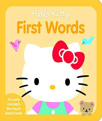 Hello Kitty First Words (Hello Kitty Tiny Touch)