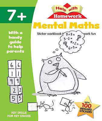 Help with Homework Mental Maths 7+