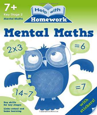 Help With Homework 7+: Mental Maths