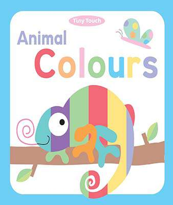 Tiny Touch Animal Colours -