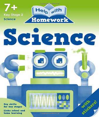 Help with Homework Workbook: Science  -  Paperback