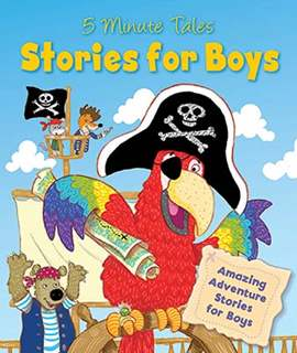 Stories for Boys (5 Minute Tales)  -