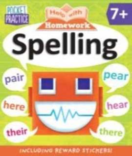 Help with Homework - Pocket Practice: Spelling