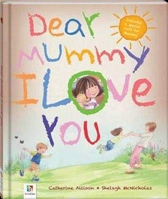 Dear Mummy Padded Hardcover Picture Book (Uk)