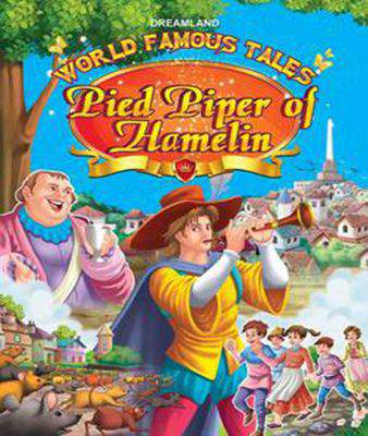 World Famous Tales - Pied Piper of Hamlin