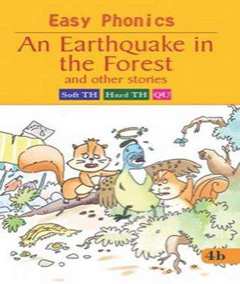 Earthquake in the Forest (Easy Phonics)