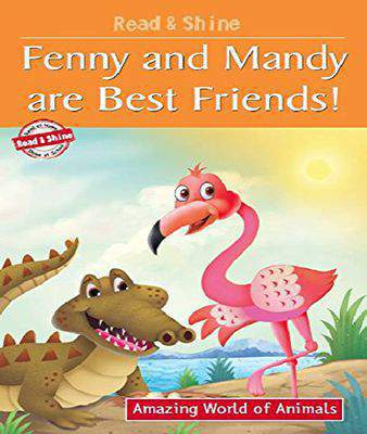 Fenny and Mandy are Best Friends (Read Shine Series) -