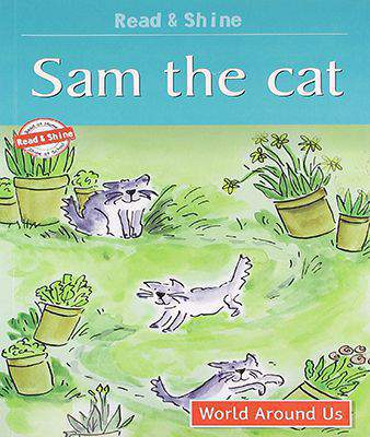 BF1 - Sam the Cat: 1 (Read and Shine: Graded Readers)