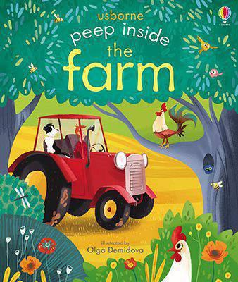Peep Inside the Farm -