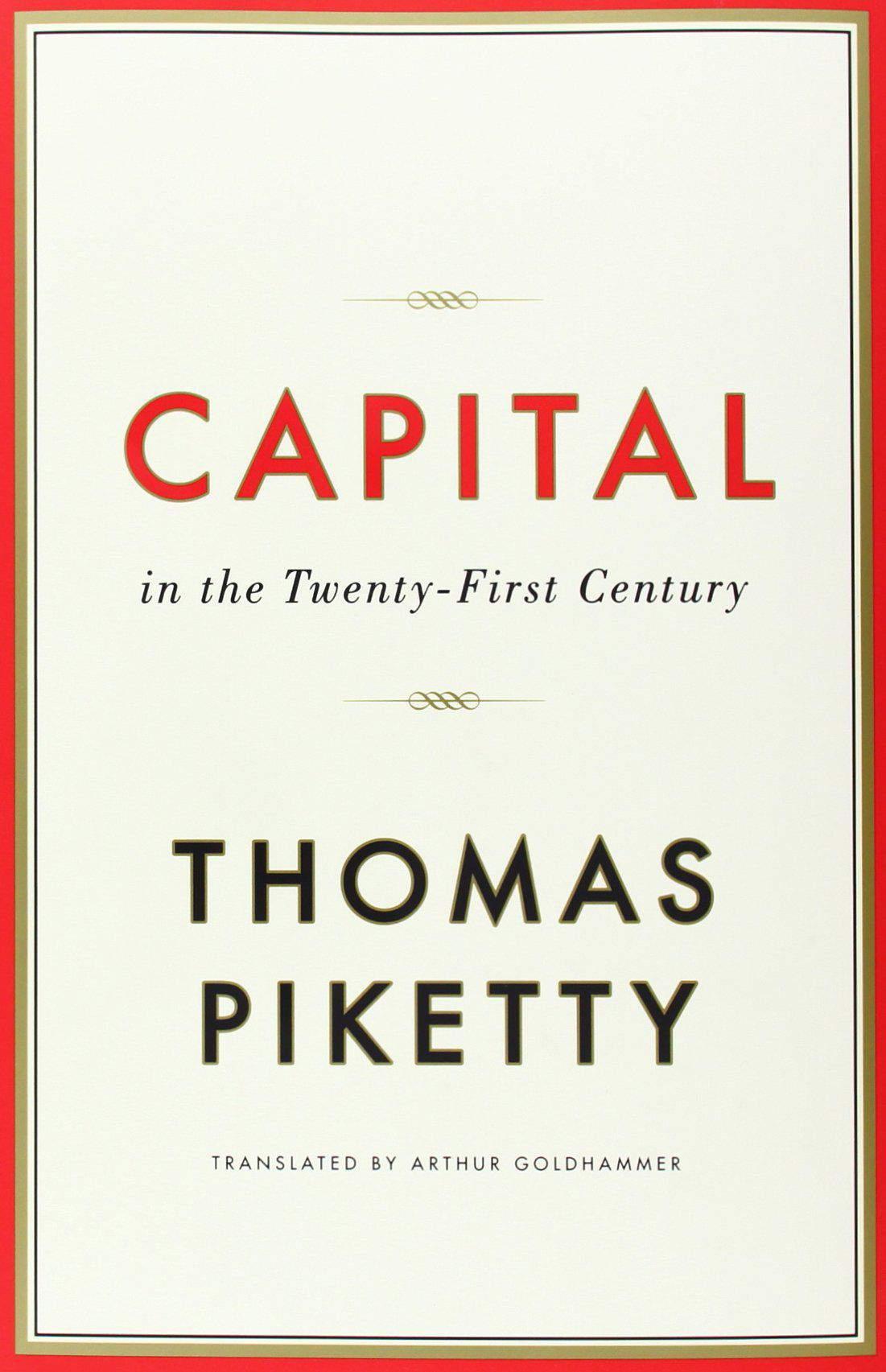 Capital in the TwentyFirst Century