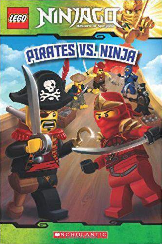 LEGO Ninjago Pirates Vs Ninja