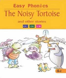 Noisy Tortoise (Easy Phonics)