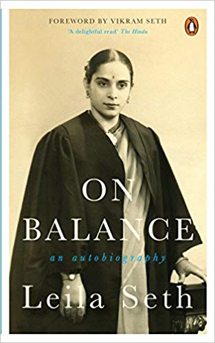 On Balance: An Autobiography