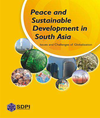 PEACE AND SUSTAINABLE DEVELOPMENT SOUTH ASIA :