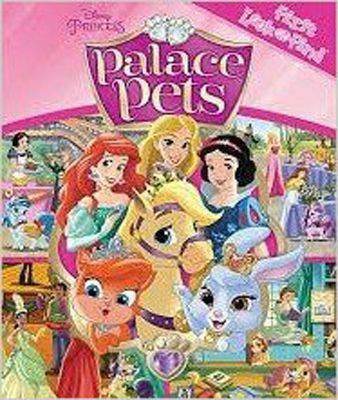 My First Look and Find Disney Princess Palace Pets (First Look and Find)