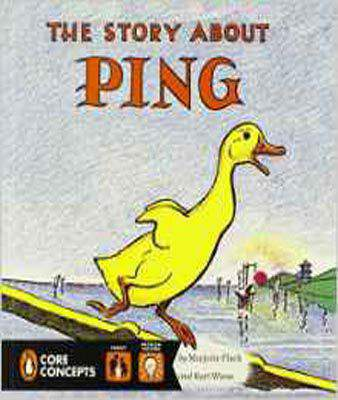 Story About Ping, The (Penguin Core Concepts)