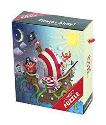 Pirates Ahoy! Jumbo Puzzle