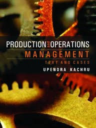 Production & Operations Management Text & Cases