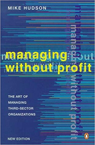 Managing without profit : The art of managing third-sector organization
