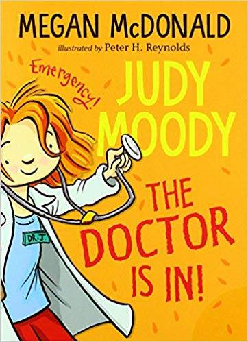 Judy Moody Doctor Is in