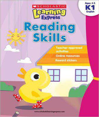 Reading Skills K1 (Scholastic Learning Express)
