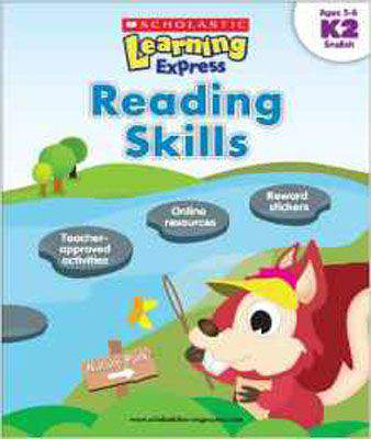 Reading Skills K2 (Scholastic Learning Express)