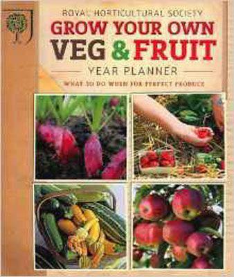 Rhs Gyo Veg Fruit Year Planner