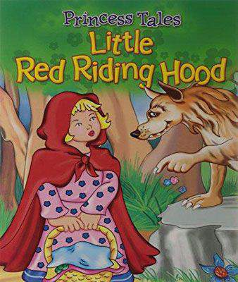 Little Red Riding Hood (Large Print Story Books)