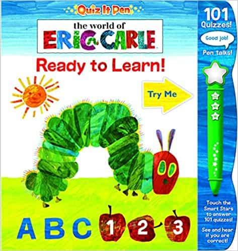 Eric Carle Quiz It Pen