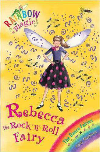Rnbow Magic Rebecca The Rock N Roll Fry   52Day Meadows